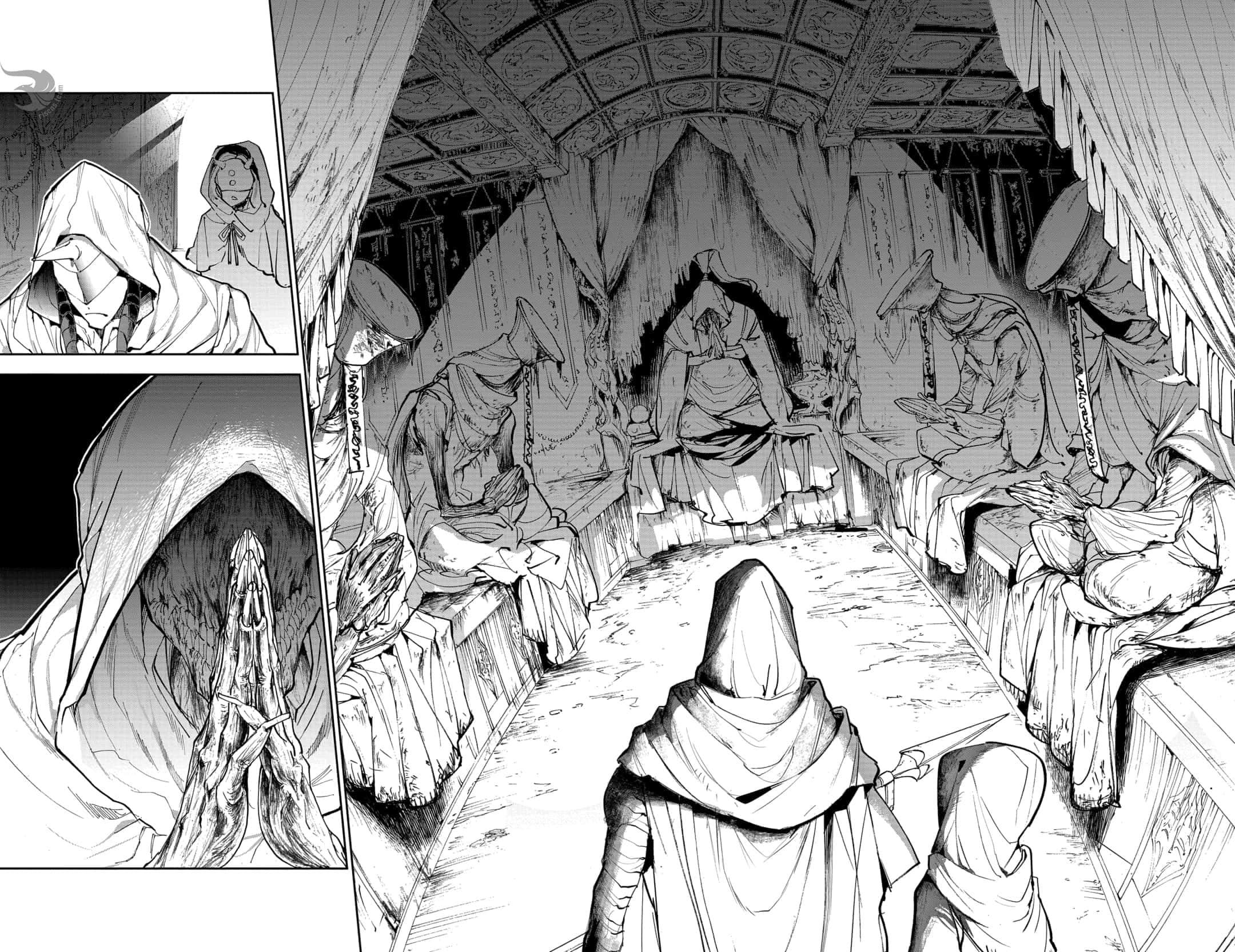 Манга Обещанный Неверленд / The Promised Neverland  - Том 18 Глава 162 Страница 7