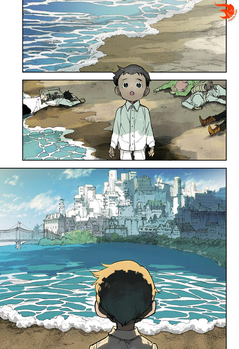 Манга Обещанный Неверленд / The Promised Neverland  - Том 20 Глава 179 Страница 1