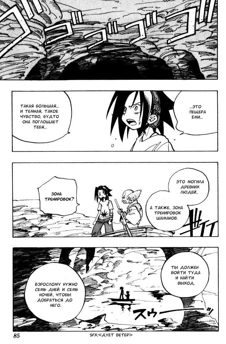 Манга Король-шаман / Shaman King  - Том 6 Глава 48 Страница 16