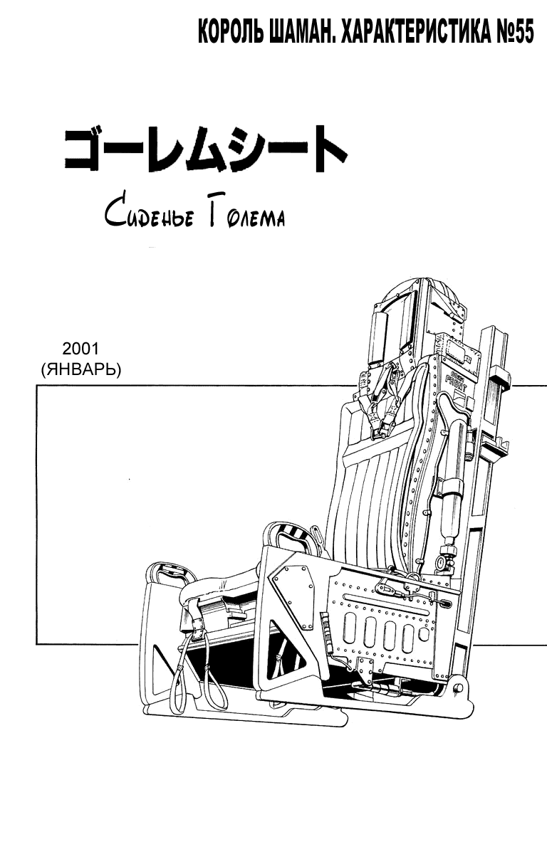 Манга Король-шаман / Shaman King  - Том 22 Глава 192 Страница 19