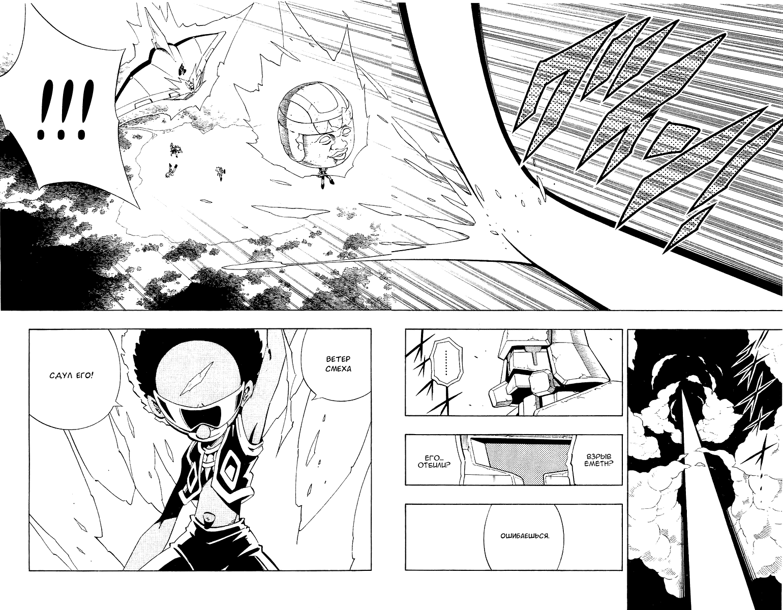 Манга Король-шаман / Shaman King  - Том 23 Глава 201 Страница 17