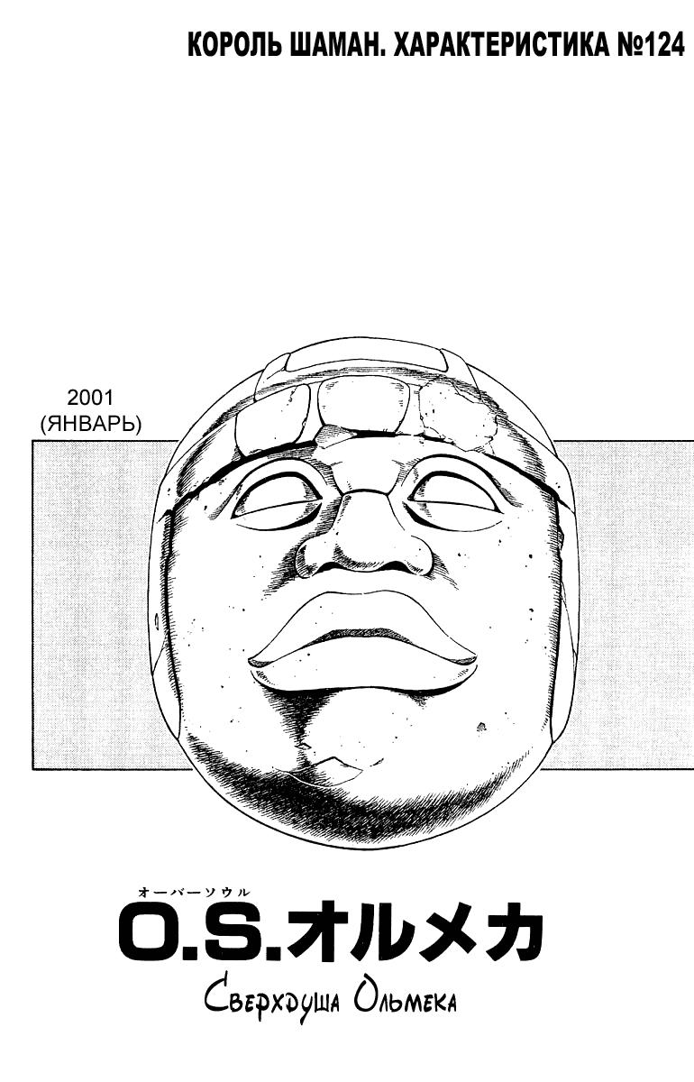 Манга Король-шаман / Shaman King  - Том 23 Глава 201 Страница 18