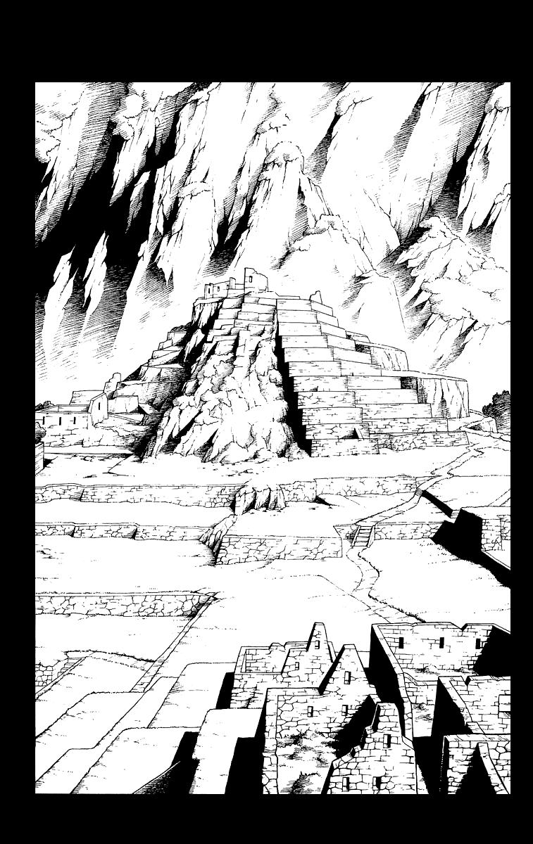 Манга Король-шаман / Shaman King  - Том 23 Глава 204 Страница 13