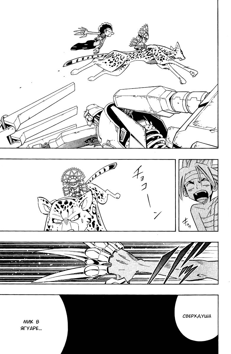 Манга Король-шаман / Shaman King  - Том 23 Глава 205 Страница 17