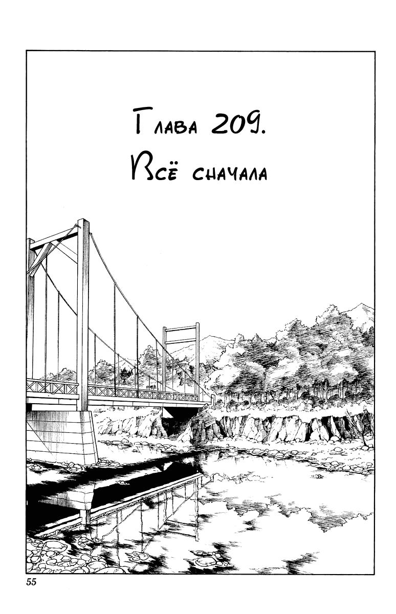 Манга Король-шаман / Shaman King  - Том 24 Глава 209 Страница 3