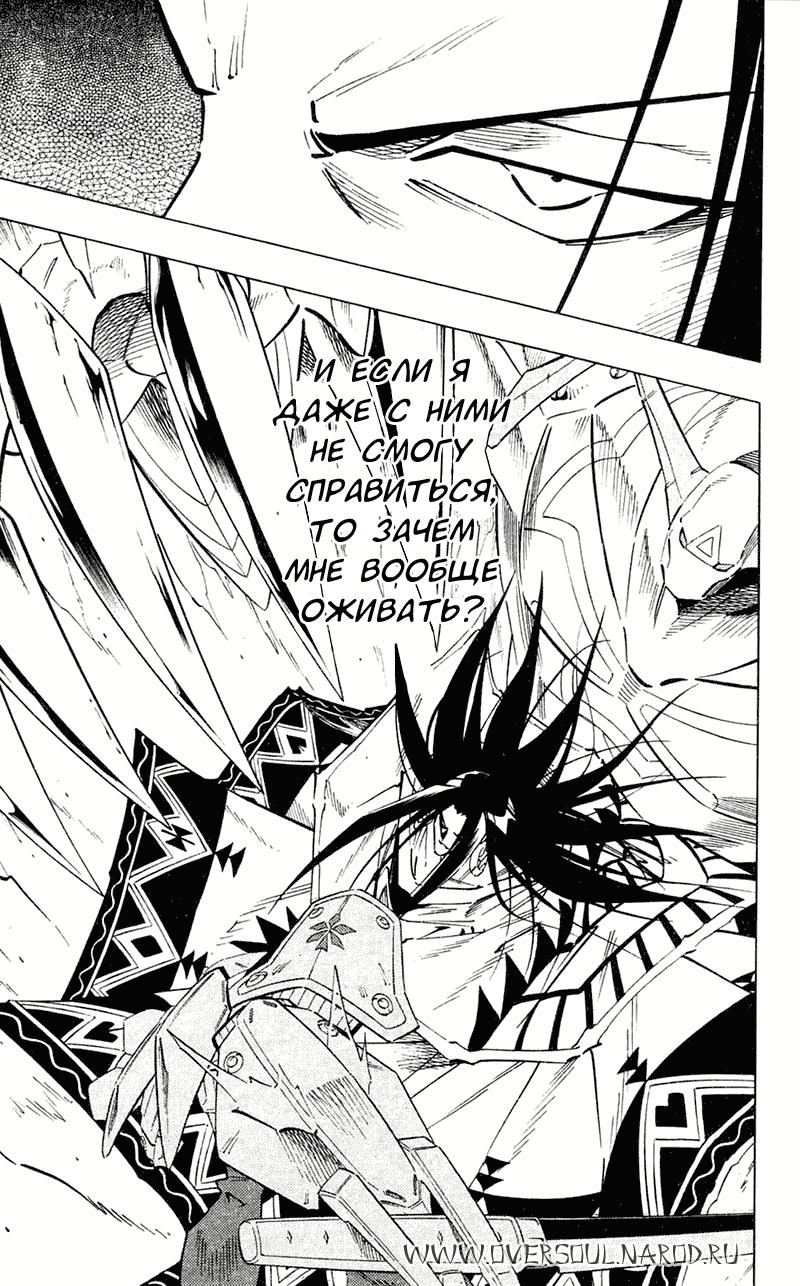Манга Король-шаман / Shaman King  - Том 27 Глава 237 Страница 9