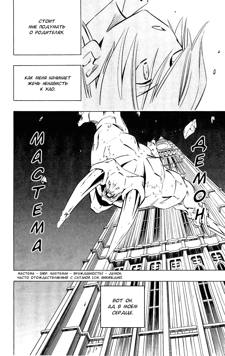 Манга Король-шаман / Shaman King  - Том 28 Глава 247 Страница 17