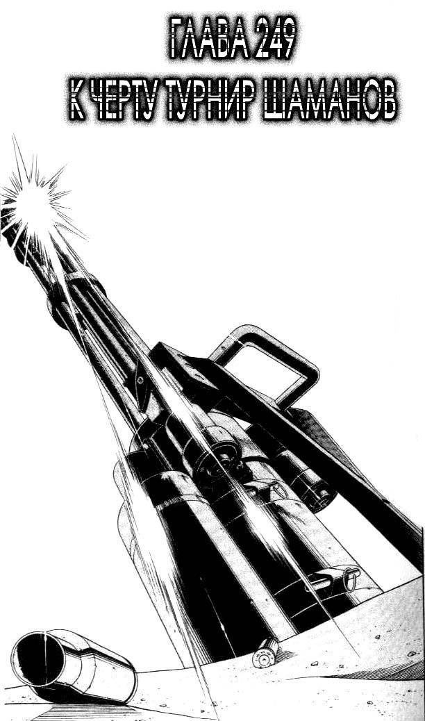 Манга Король-шаман / Shaman King  - Том 29 Глава 249 Страница 4