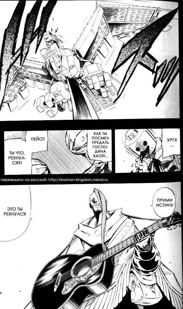 Манга Король-шаман / Shaman King  - Том 29 Глава 249 Страница 8