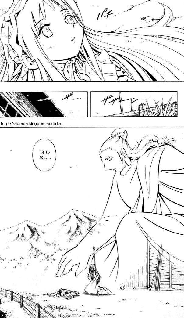 Манга Король-шаман / Shaman King  - Том 29 Глава 252 Страница 4