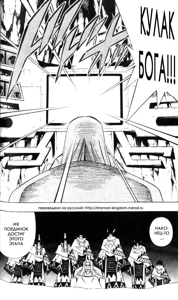 Манга Король-шаман / Shaman King  - Том 29 Глава 256 Страница 14