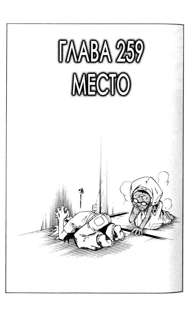 Манга Король-шаман / Shaman King  - Том 30 Глава 259 Страница 3