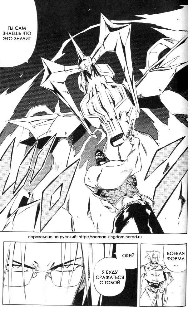 Манга Король-шаман / Shaman King  - Том 30 Глава 264 Страница 16