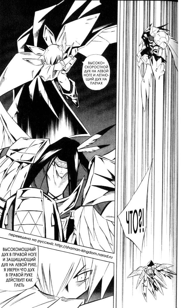 Манга Король-шаман / Shaman King  - Том 30 Глава 265 Страница 13