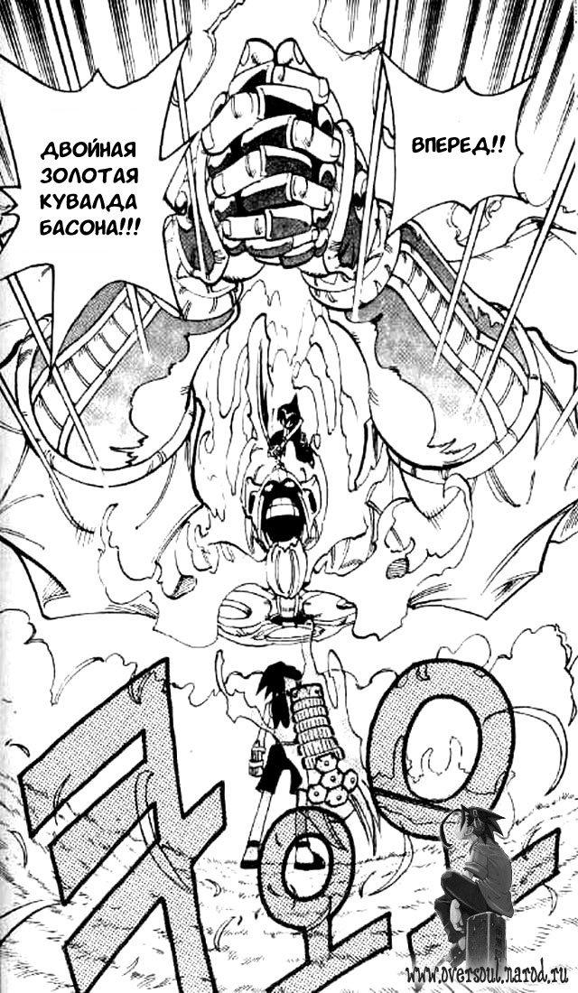 Манга Король-шаман / Shaman King  - Том 7 Глава 59 Страница 17