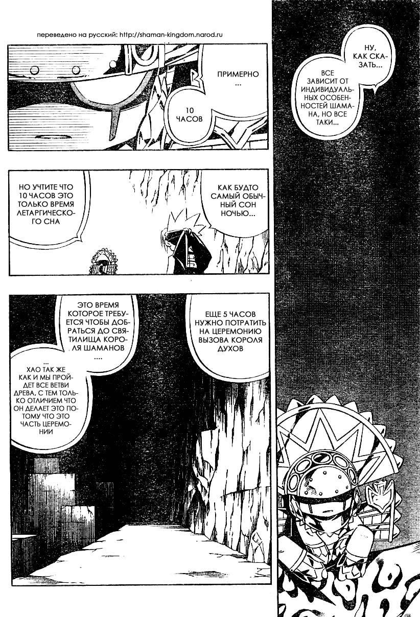 Манга Король-шаман / Shaman King  - Том 31 Глава 267 Страница 6