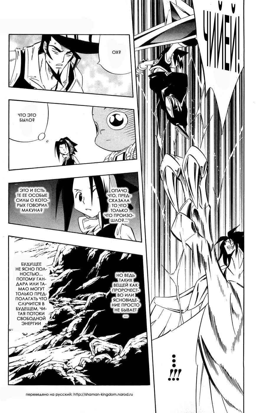 Манга Король-шаман / Shaman King  - Том 31 Глава 275 Страница 7