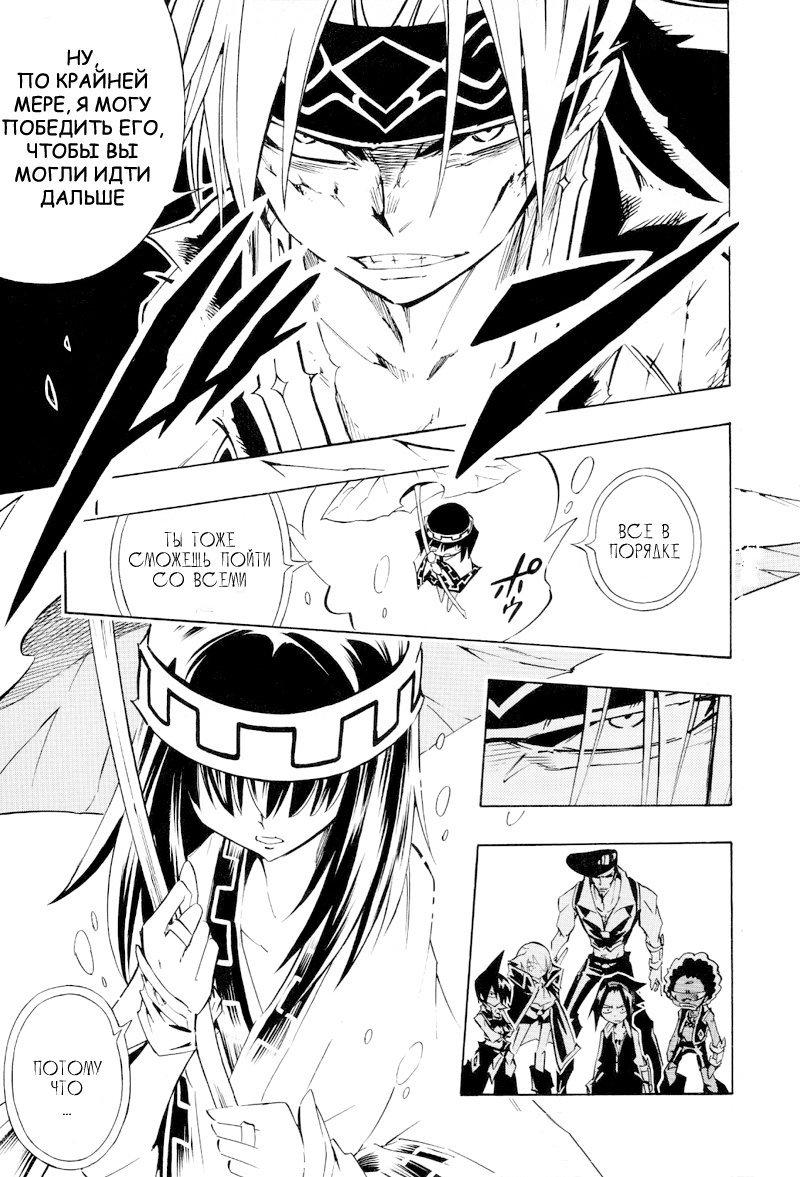 Манга Король-шаман / Shaman King  - Том 33 Глава 288 Страница 19