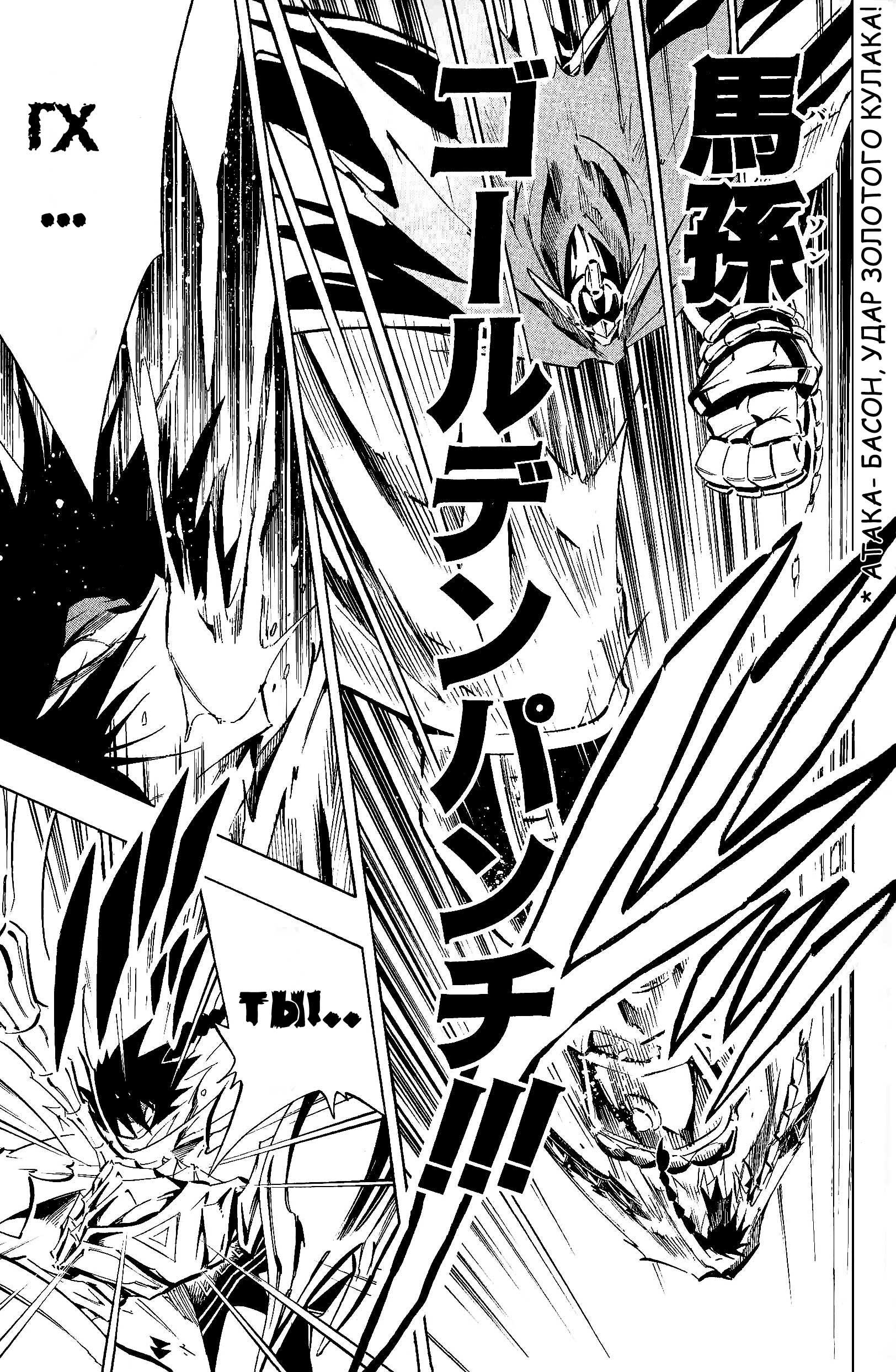 Манга Король-шаман / Shaman King  - Том 33 Глава 290 Страница 17