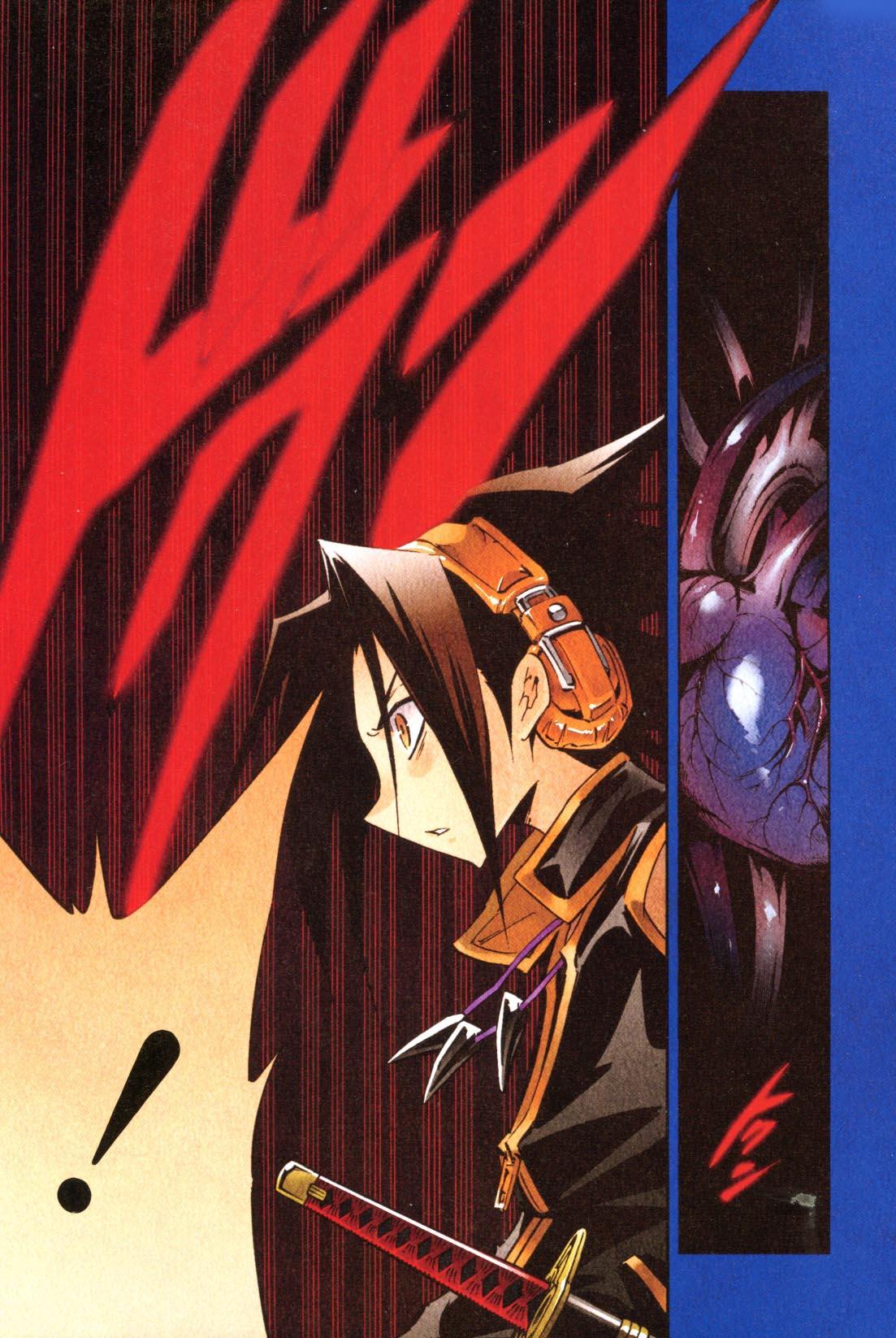 Манга Король-шаман / Shaman King  - Том 33 Глава 292 Страница 4
