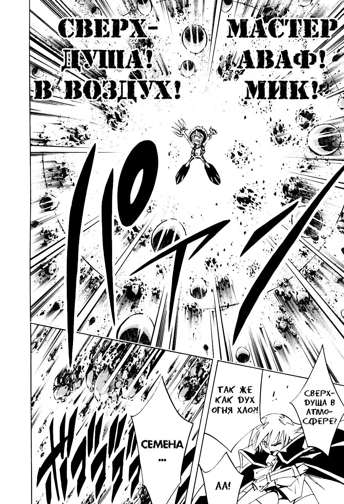 Манга Король-шаман / Shaman King  - Том 33 Глава 293 Страница 14
