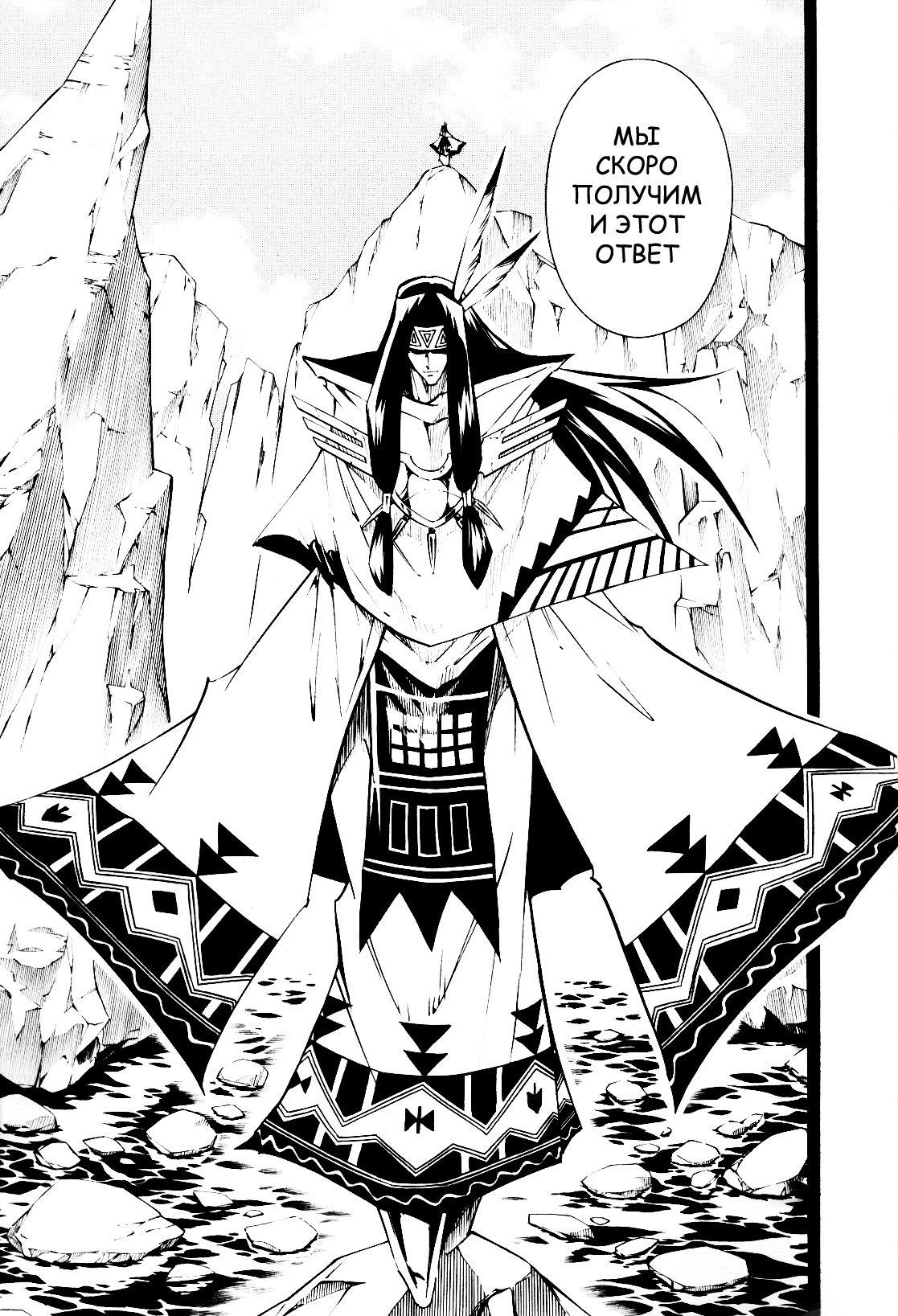 Манга Король-шаман / Shaman King  - Том 33 Глава 293 Страница 19