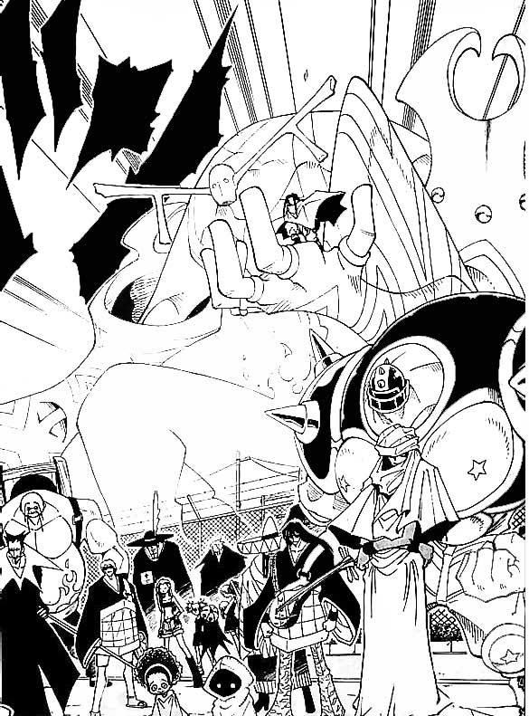 Манга Король-шаман / Shaman King  - Том 9 Глава 79 Страница 1
