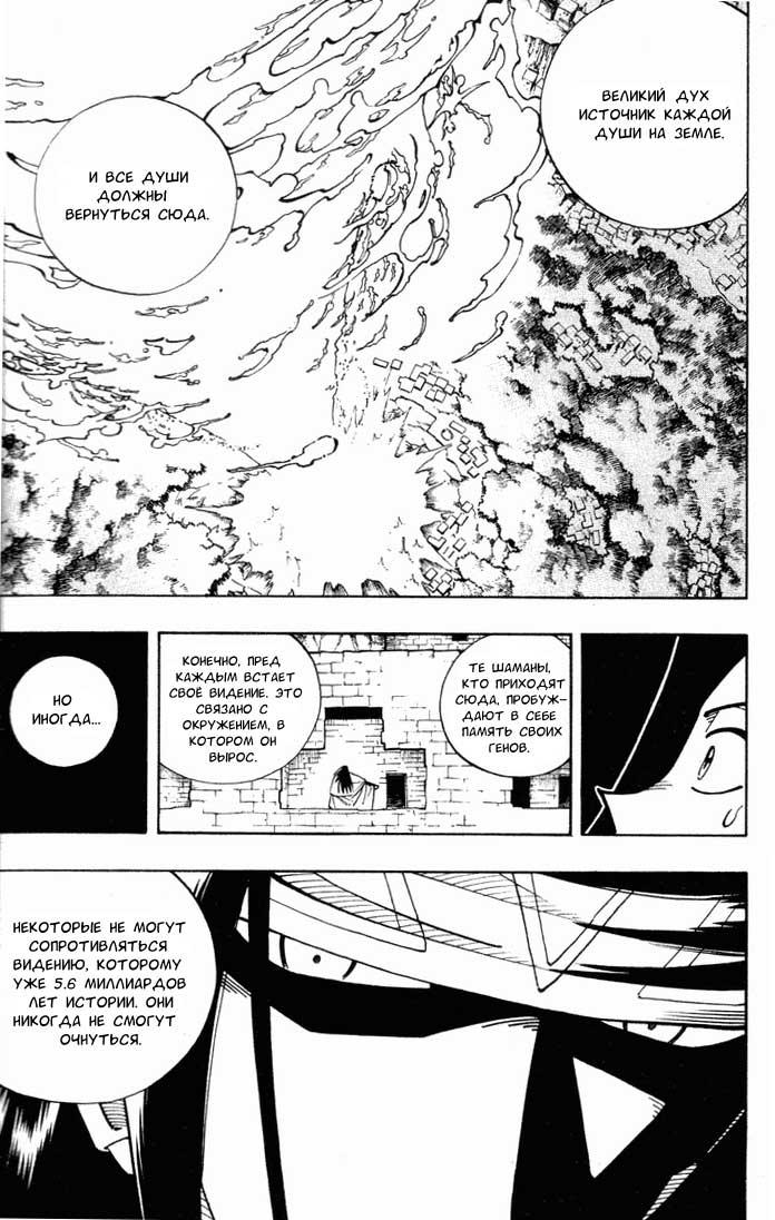 Манга Король-шаман / Shaman King  - Том 13 Глава 108 Страница 15