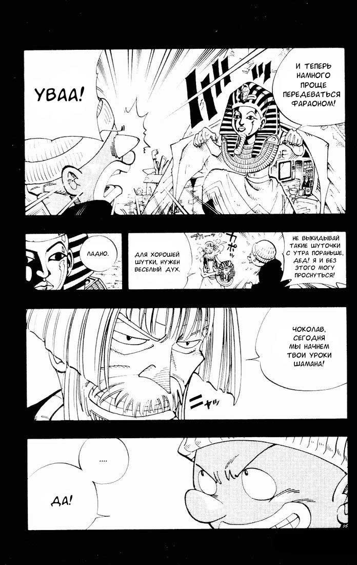 Манга Король-шаман / Shaman King  - Том 14 Глава 117 Страница 4