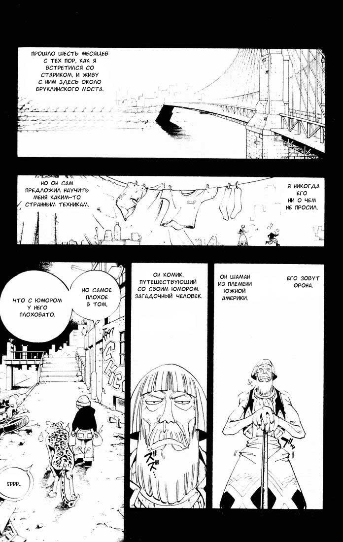 Манга Король-шаман / Shaman King  - Том 14 Глава 117 Страница 7