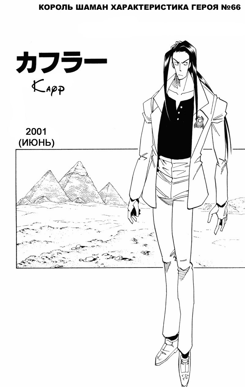Манга Король-шаман / Shaman King  - Том 14 Глава 119 Страница 19