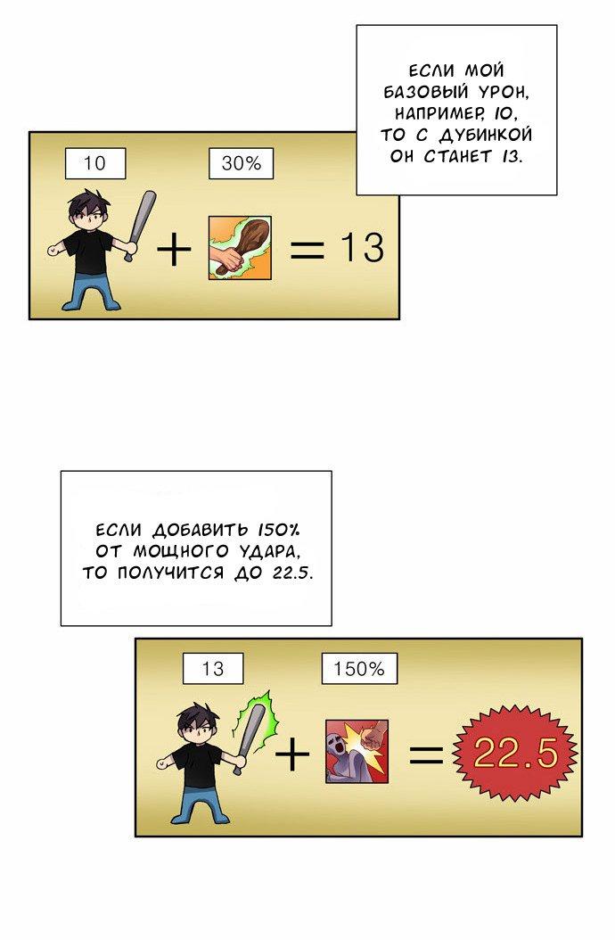 Манга Игрок / The Gamer  - Том 1 Глава 6 Страница 4