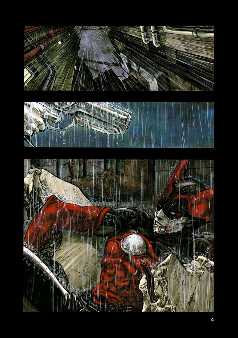 Манга Зетмен / Zetman  - Том 1 Глава 1 Страница 5