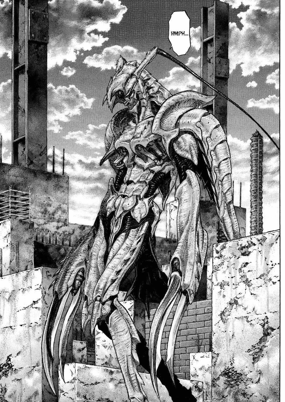 Манга Зетмен / Zetman  - Том 9 Глава 94 Страница 3