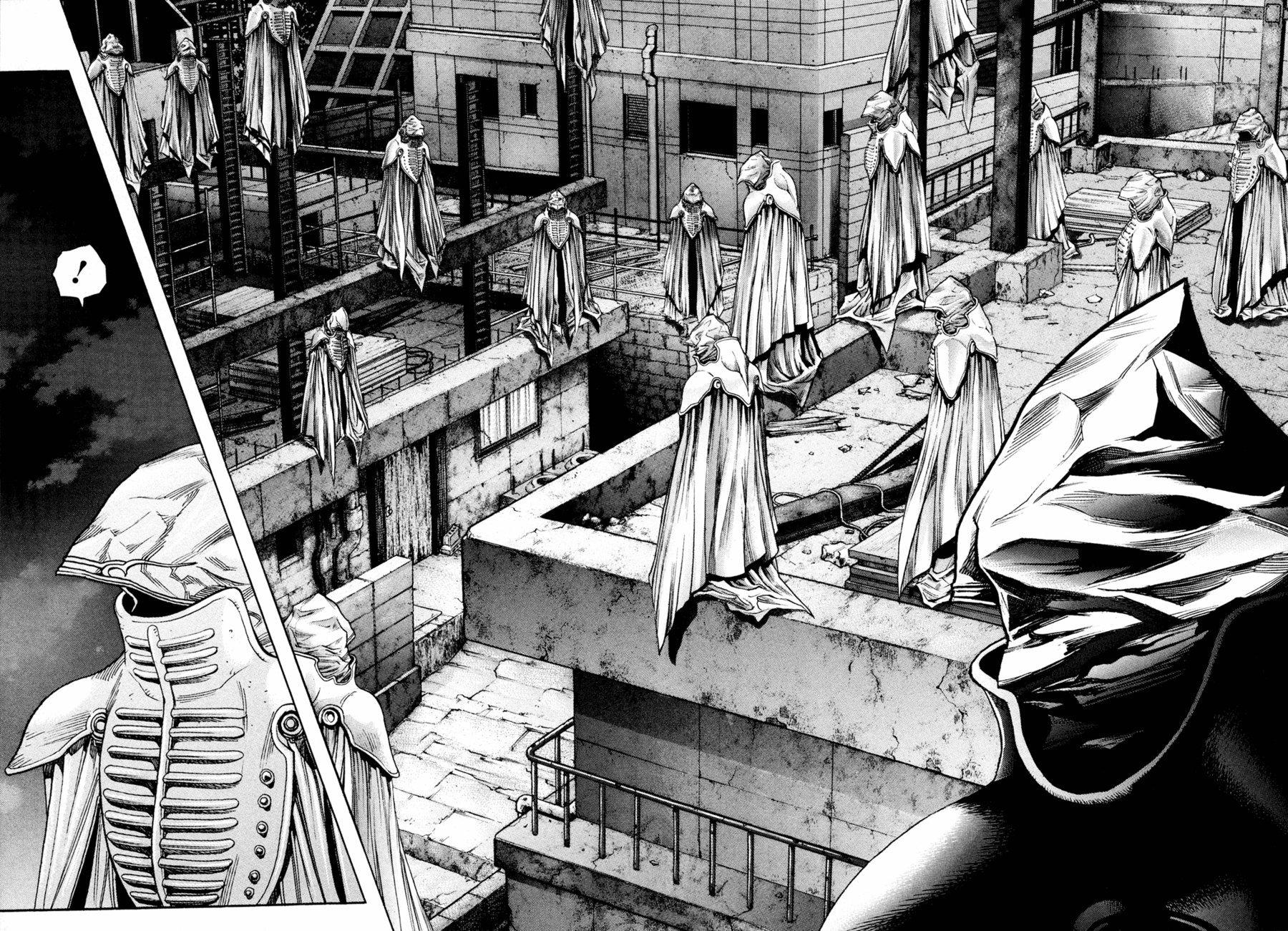 Манга Зетмен / Zetman  - Том 9 Глава 101 Страница 15
