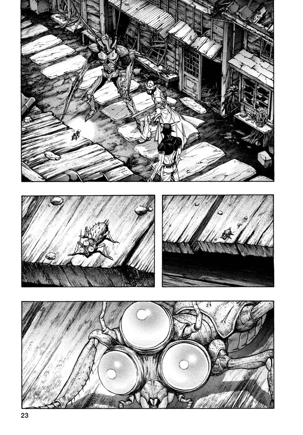 Манга Зетмен / Zetman  - Том 10 Глава 107 Страница 5