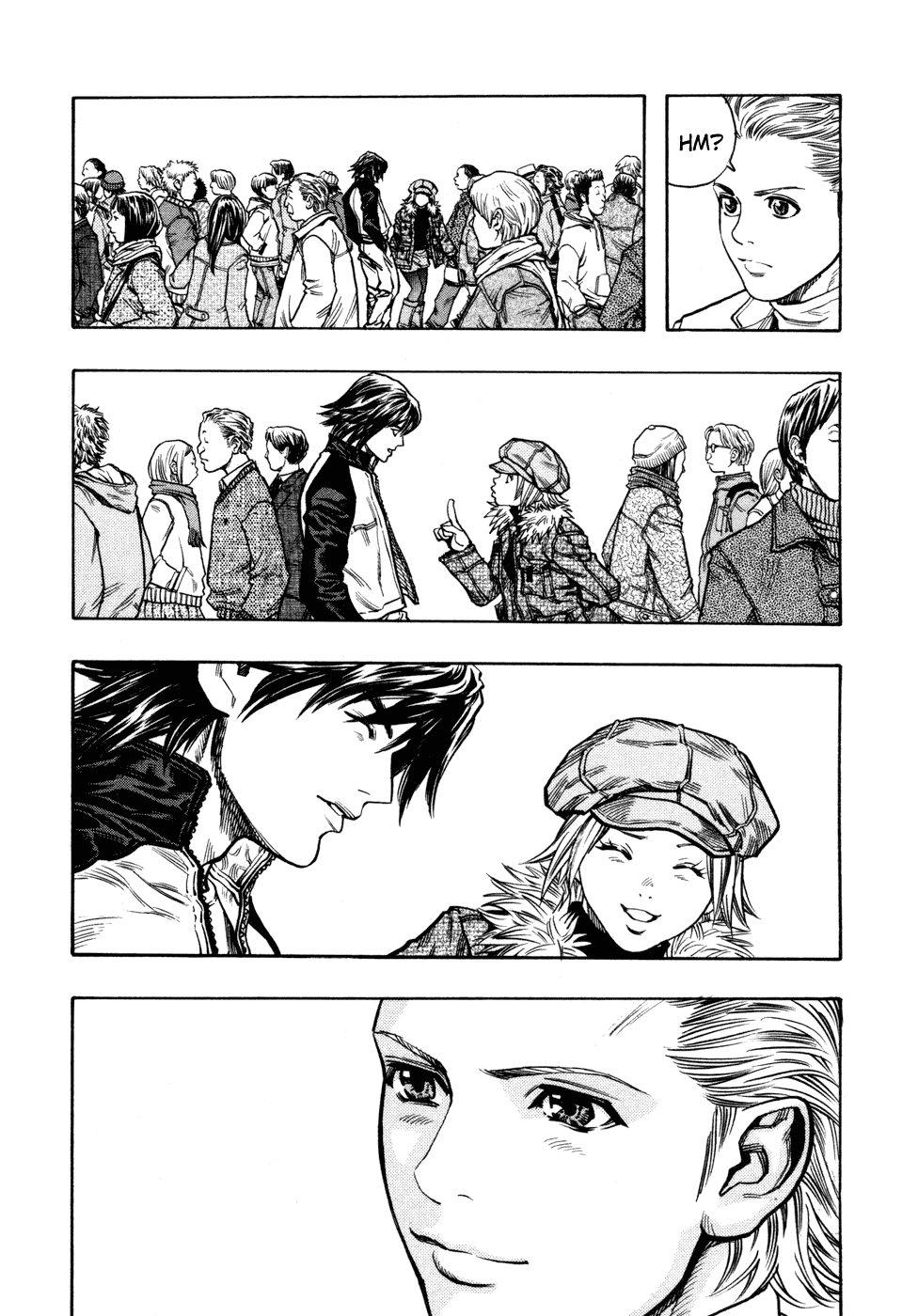 Манга Зетмен / Zetman  - Том 10 Глава 116 Страница 6