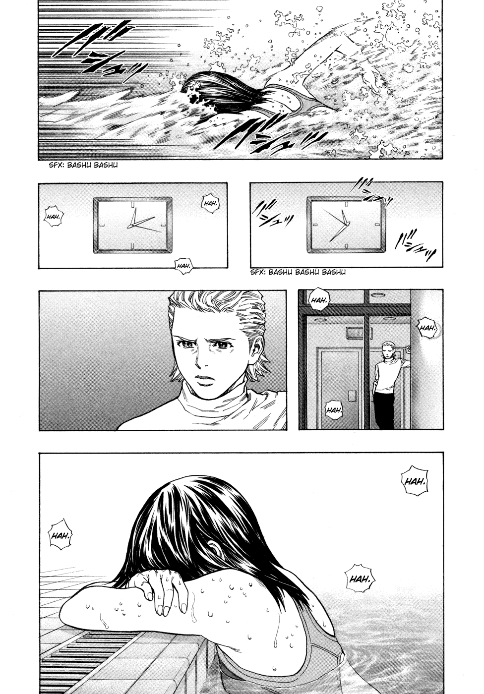 Манга Зетмен / Zetman  - Том 10 Глава 118 Страница 14