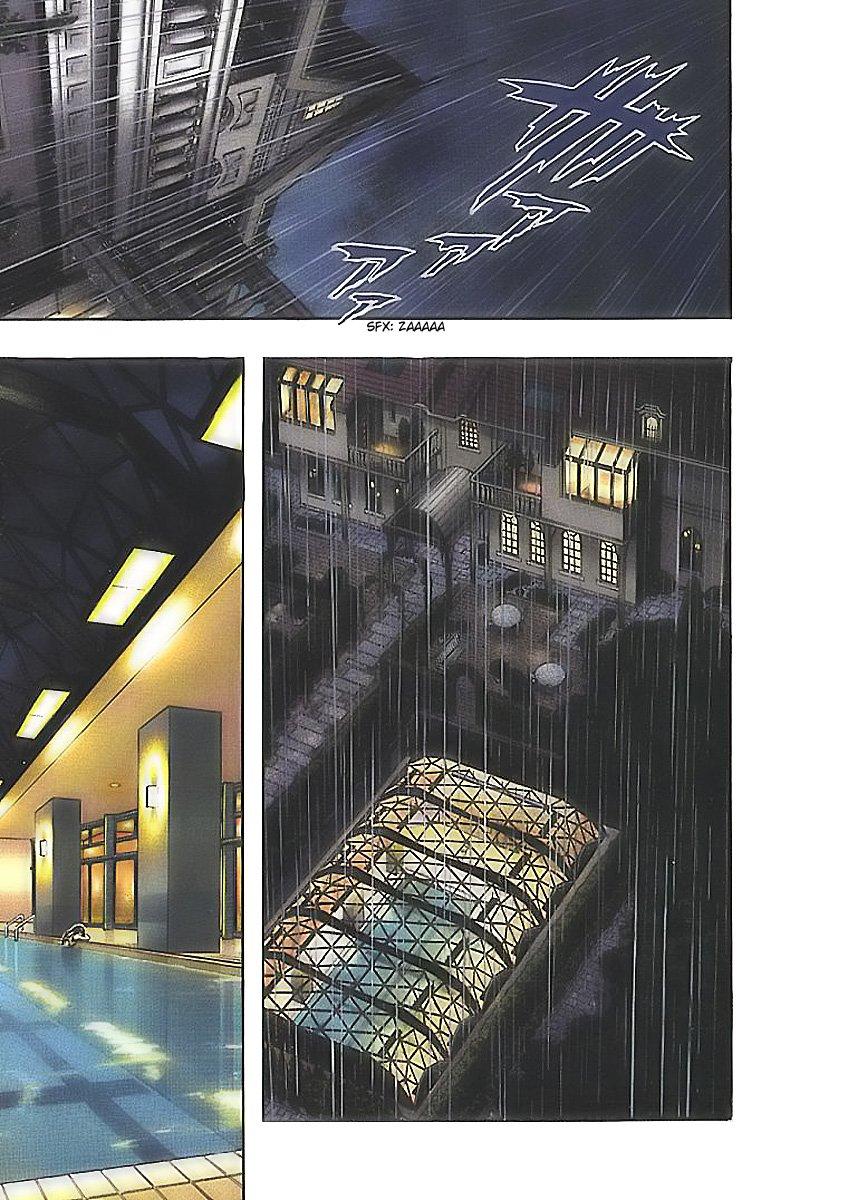 Манга Зетмен / Zetman  - Том 11 Глава 119 Страница 6