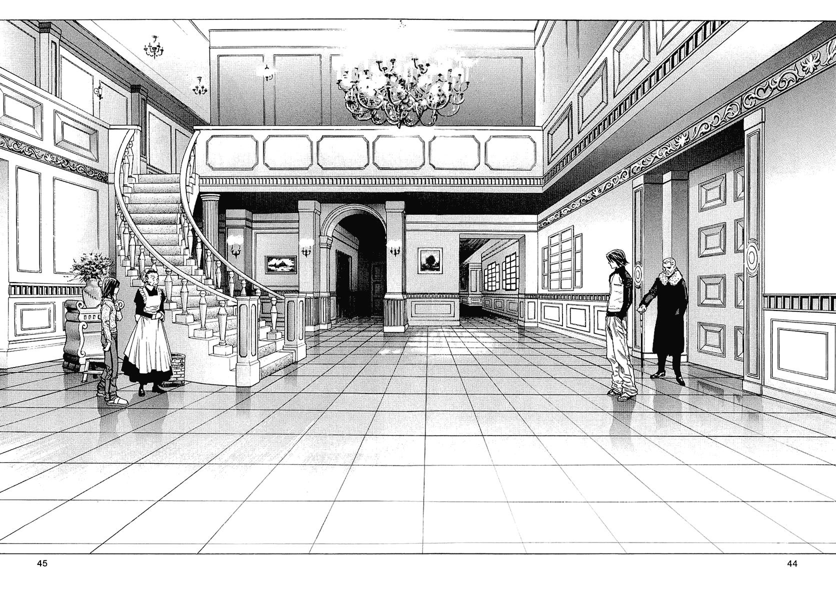 Манга Зетмен / Zetman  - Том 11 Глава 121 Страница 5