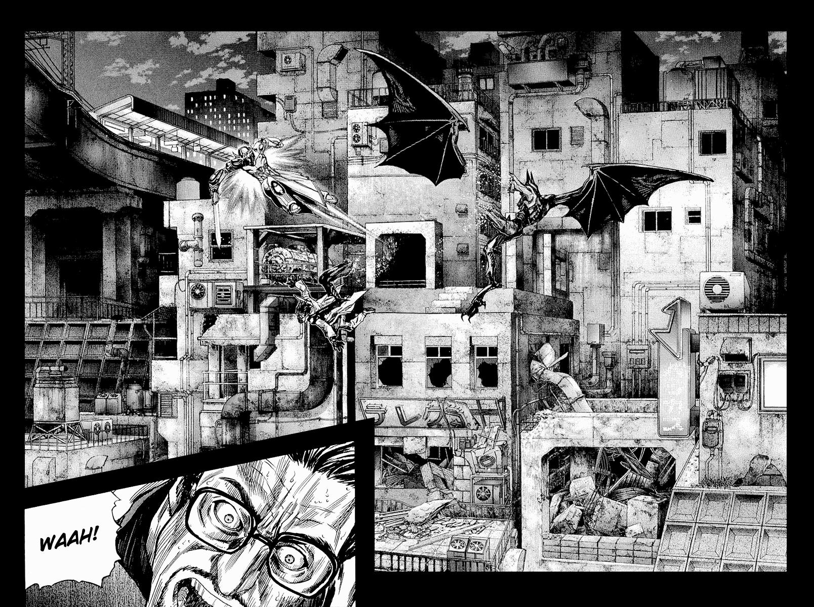 Манга Зетмен / Zetman  - Том 11 Глава 127 Страница 10
