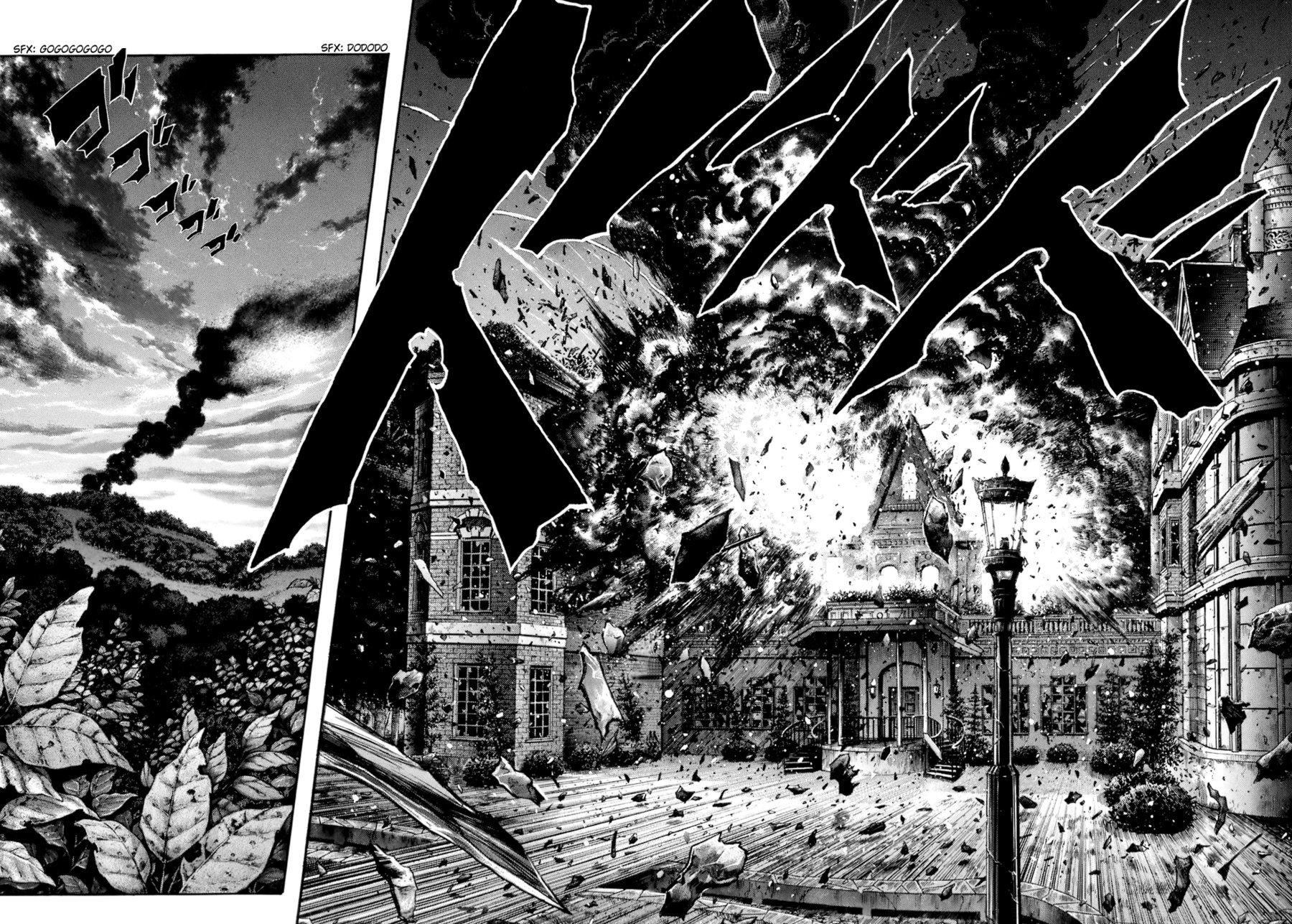 Манга Зетмен / Zetman  - Том 12 Глава 138 Страница 16