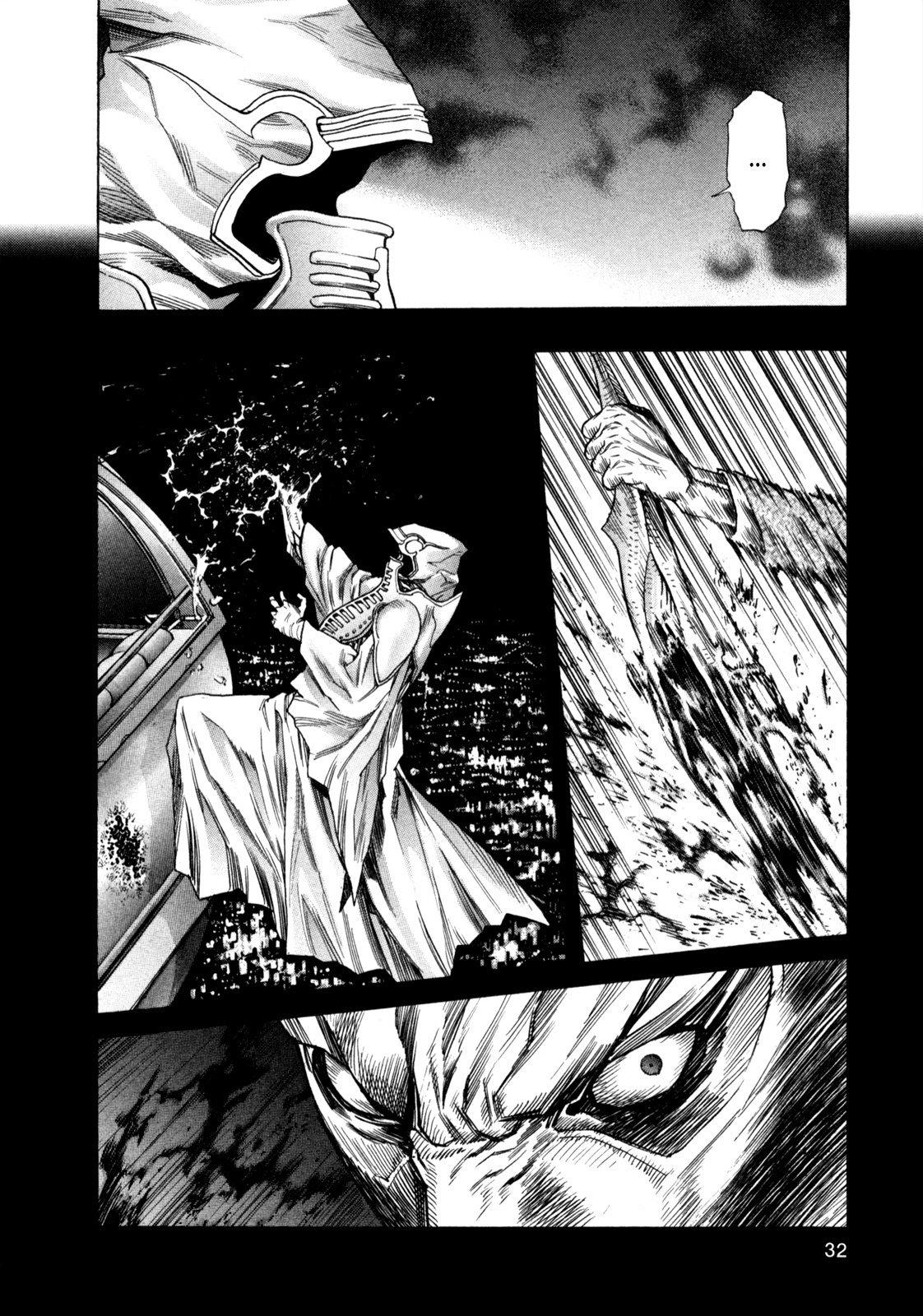 Манга Зетмен / Zetman  - Том 14 Глава 160 Страница 12