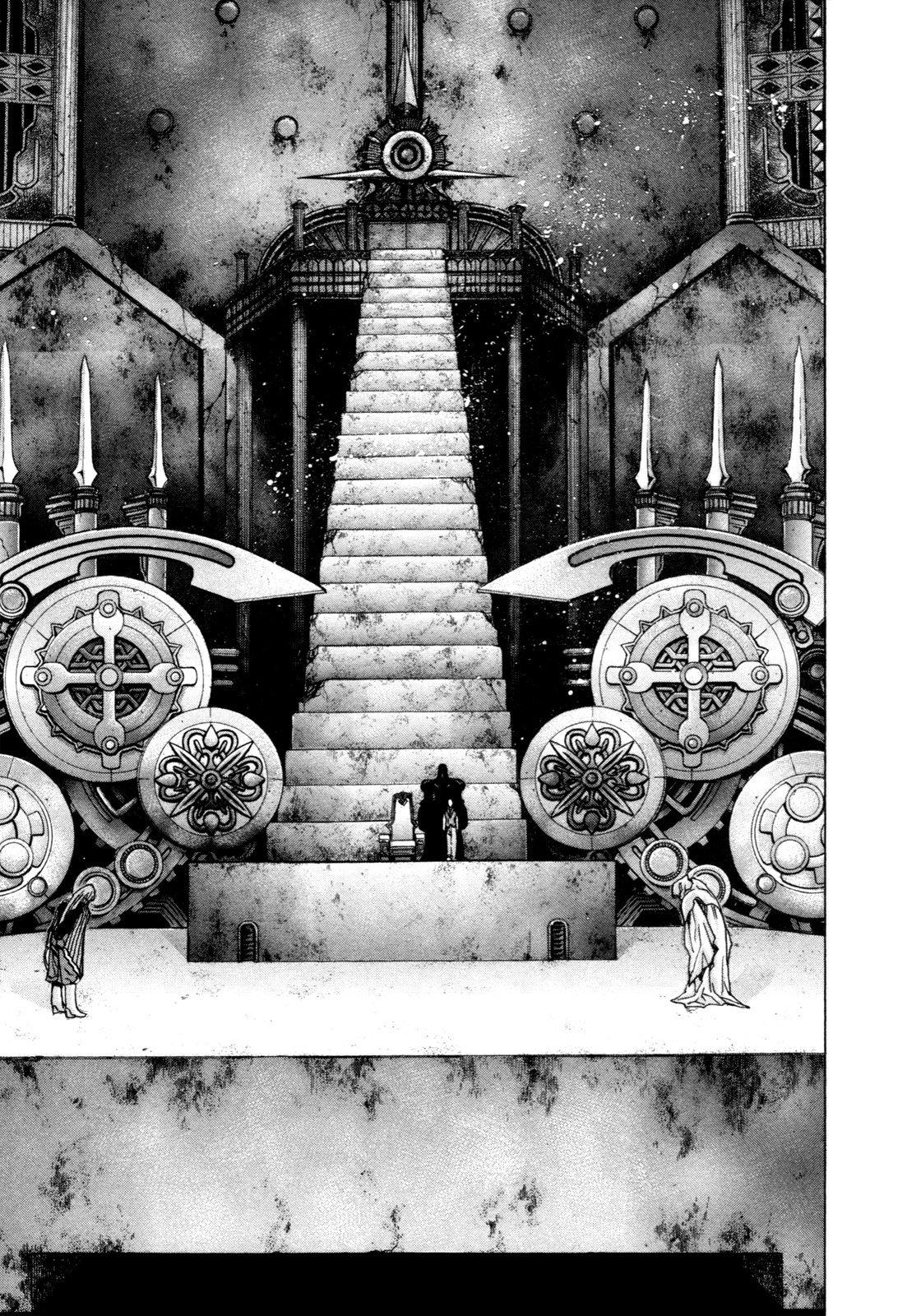Манга Зетмен / Zetman  - Том 14 Глава 161 Страница 9