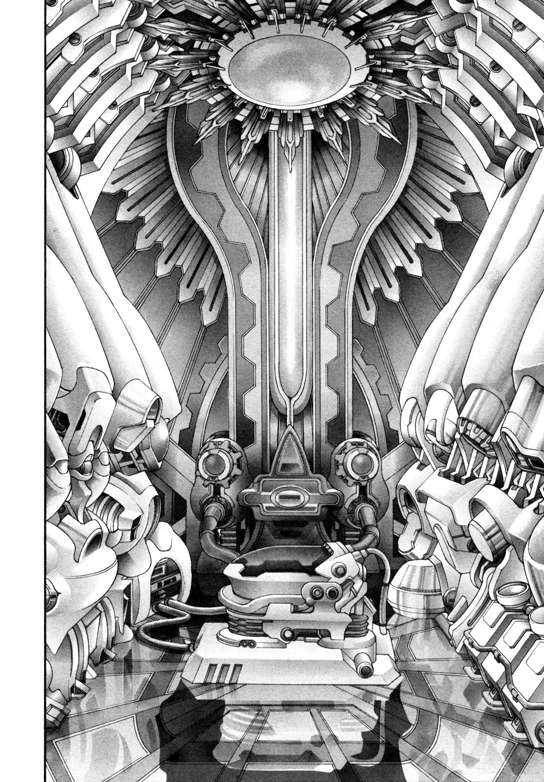 Манга Зетмен / Zetman  - Том 14 Глава 168 Страница 15