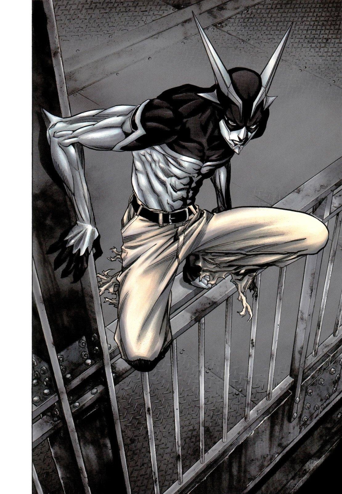 Манга Зетмен / Zetman  - Том 15 Глава 171 Страница 8