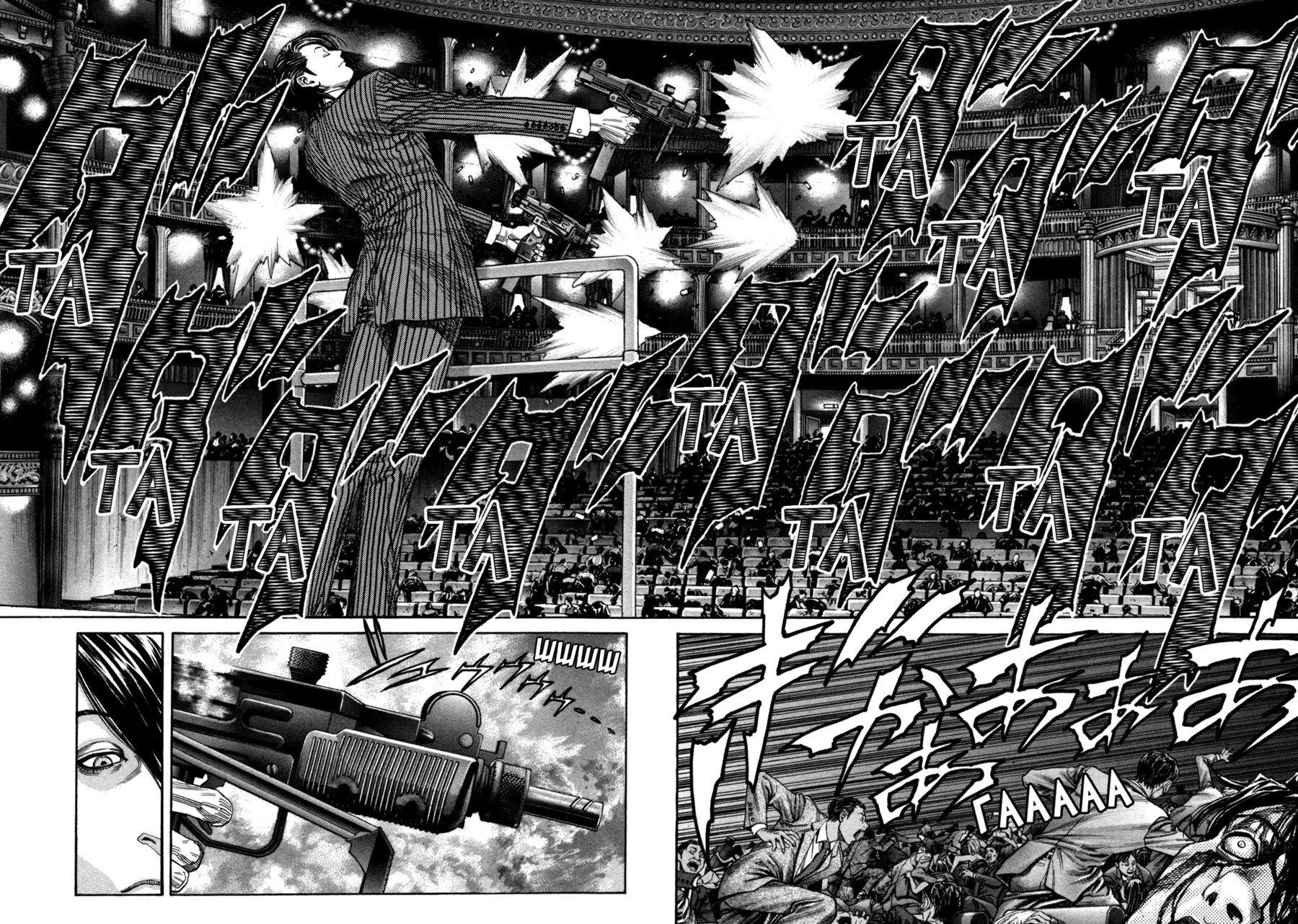 Манга Зетмен / Zetman  - Том 15 Глава 172 Страница 8