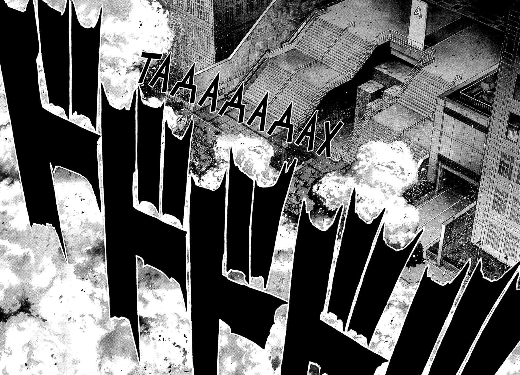 Манга Зетмен / Zetman  - Том 16 Глава 179 Страница 25