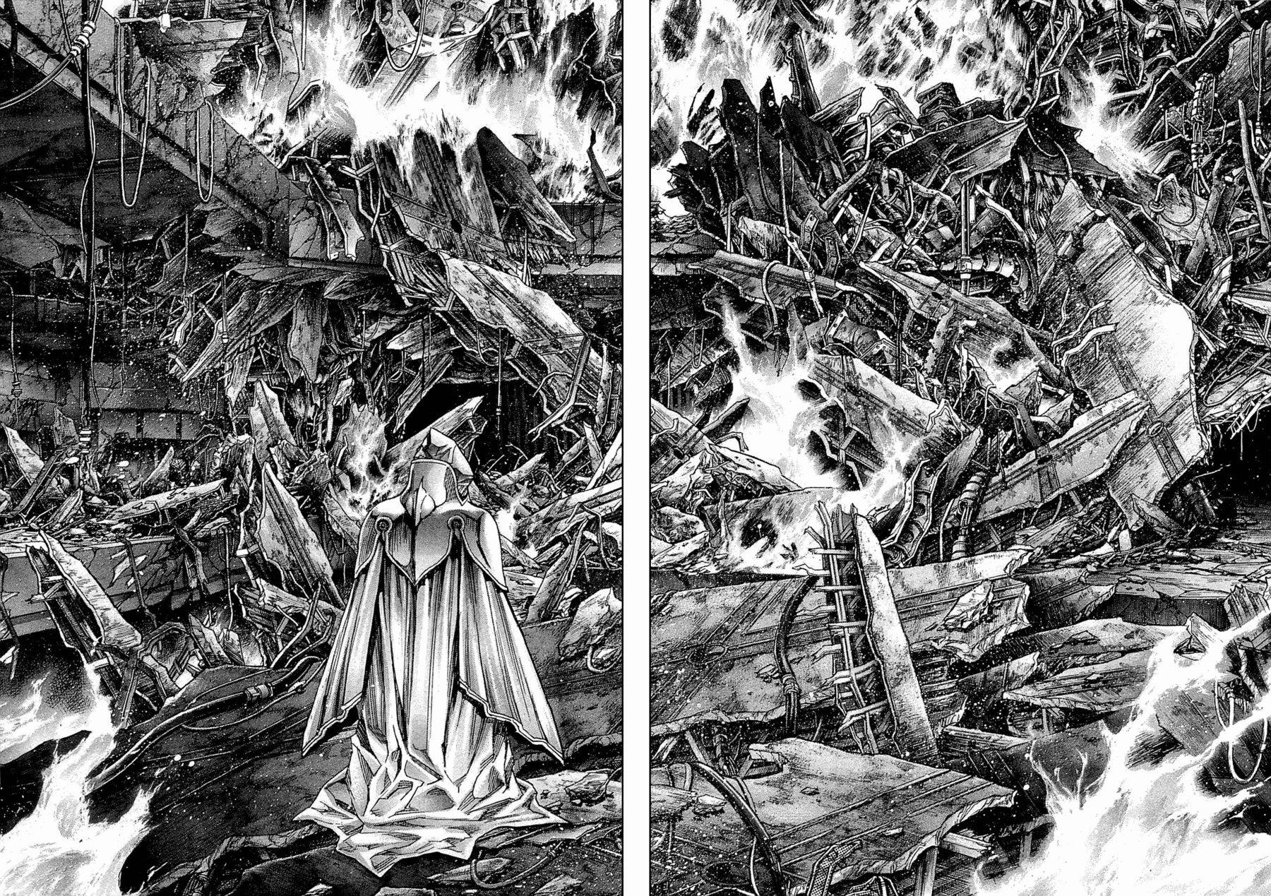 Манга Зетмен / Zetman  - Том 17 Глава 187 Страница 3