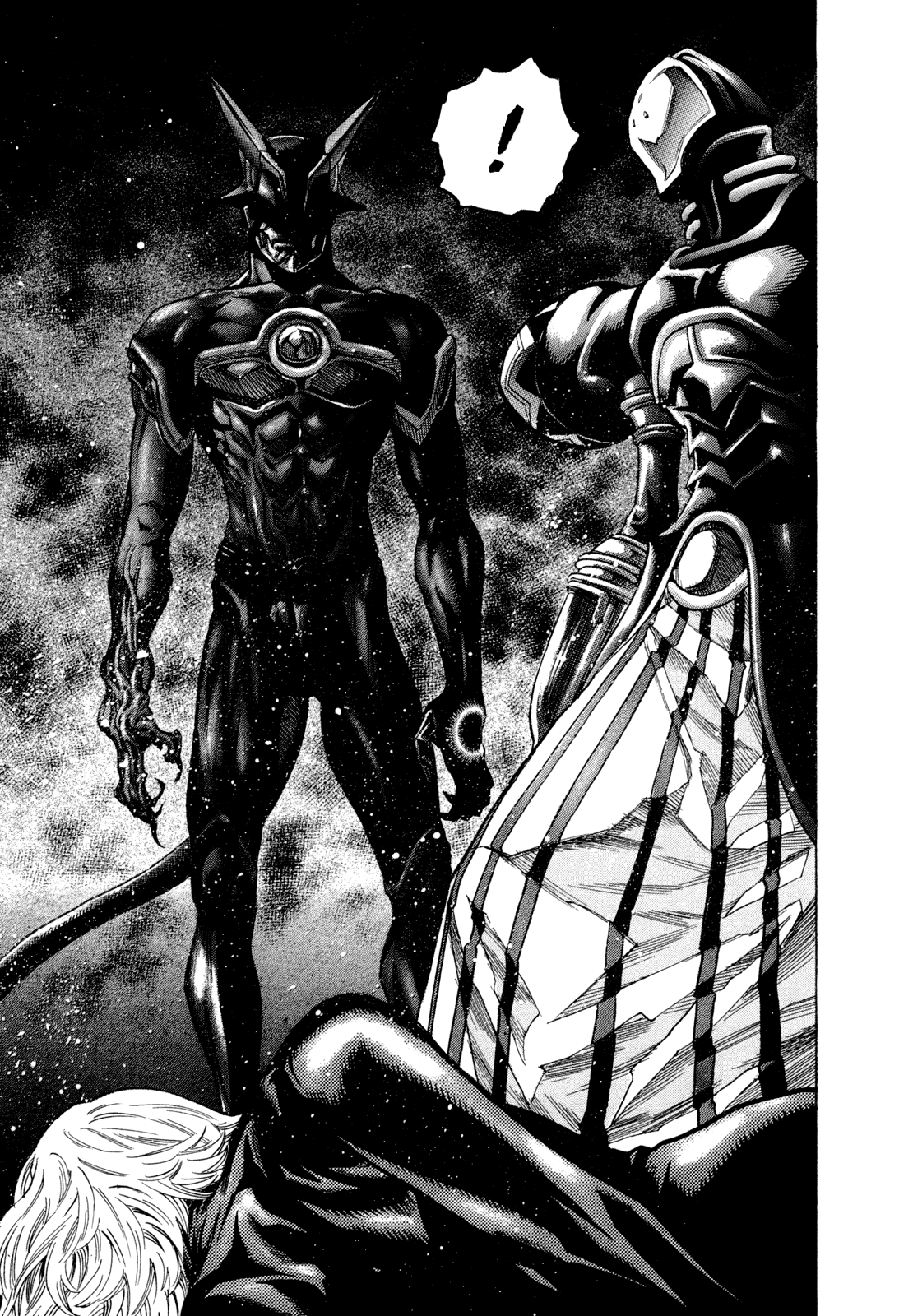 Манга Зетмен / Zetman  - Том 17 Глава 190 Страница 15